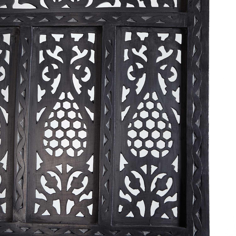 Orient Holz Paravent Alqamar Bei Ihrem Orient Shop Casa Moro