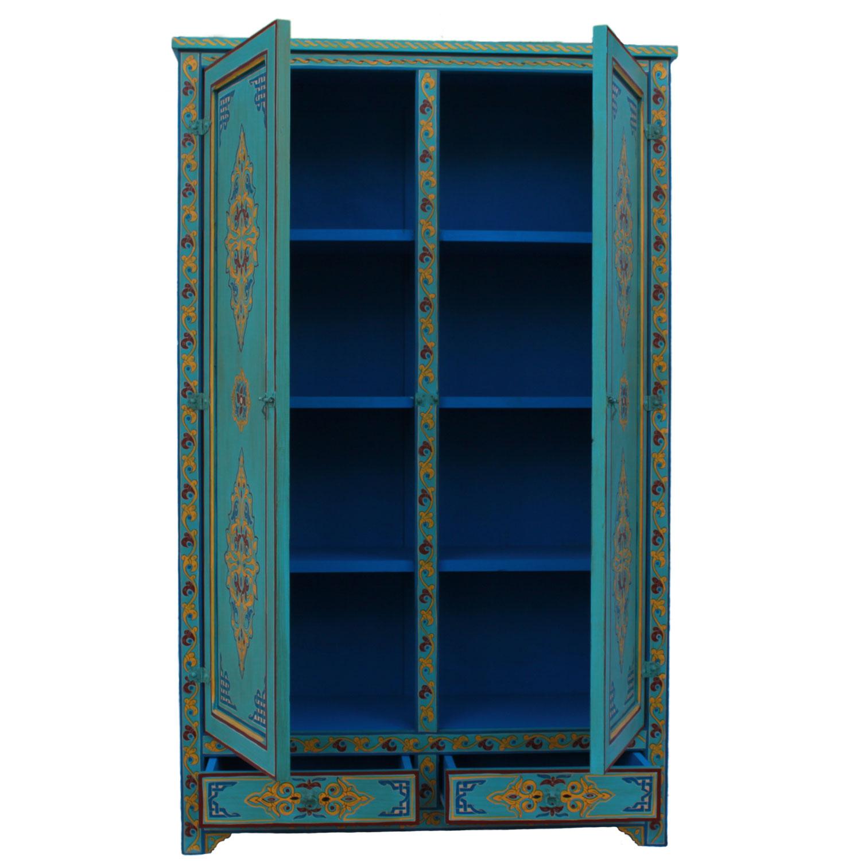 Marokkanischer Schrank Anzar | bei Ihrem Orient Shop Casa-Moro