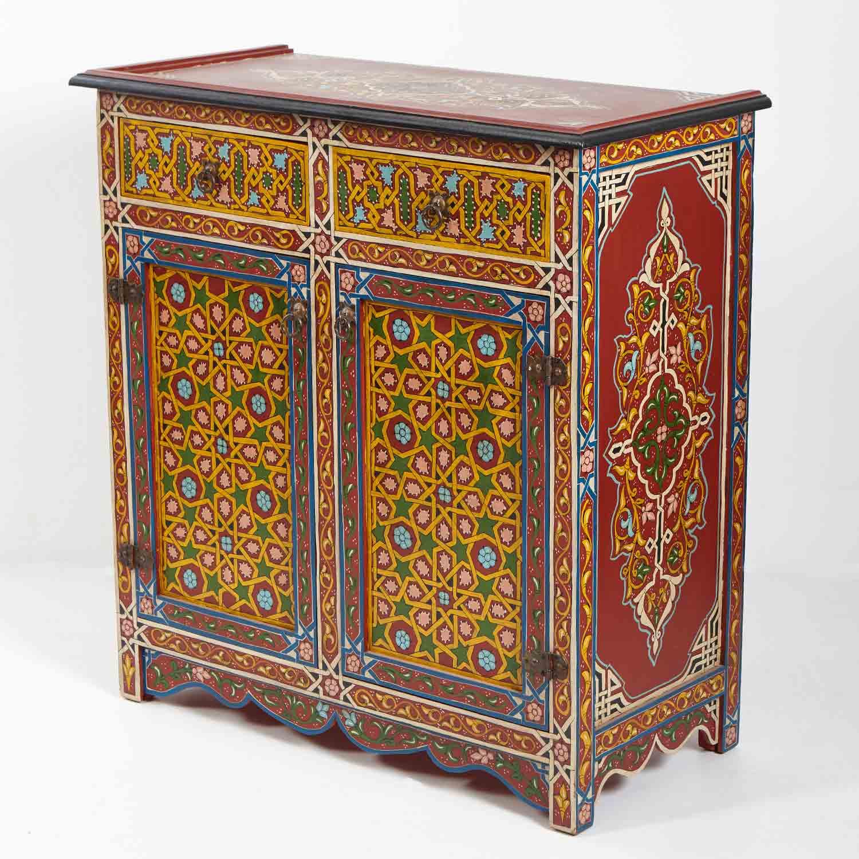 arabische kommode halab bei ihrem orient shop casa moro. Black Bedroom Furniture Sets. Home Design Ideas