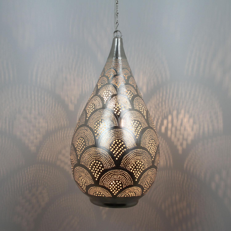 Marokkanische lampe naouma samak d28 bei ihrem orient for Marokkanische lampe